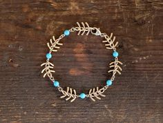 Hey, I found this really awesome Etsy listing at https://www.etsy.com/listing/157123636/fish-bone-chain-bracelet-choose-a-color