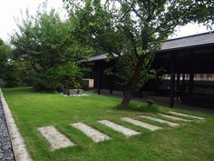 House in Fujimi 2011|富士見の家 堀部安嗣 Garden Cafe, Kindergarten, Sidewalk, Gallery, House, Design, Blue Prints, Roof Rack, Home
