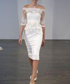 Phenomenal Fashion-  Marchesa Spring Bridal 2014,