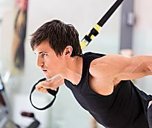 8 ways to get ripped with a trx