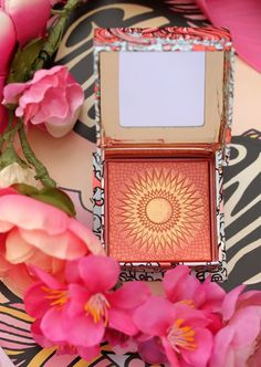 Benefit GALifornia Blush Will Put You in a Sunny State of Mind - Makeup and Beauty Blog