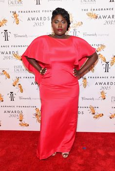 Danielle Brooks at the 2015 Fragrance Awards