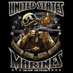 Marine Corps Clothing and Marine Corps apparel - Made in the USA! Once A Marine, Marine Mom, Marine Corps, Usmc Wallpaper, The Few The Proud, Patriotic Pictures, Military Drawings, Military Branches, Support Our Troops