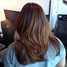 | balayage | #balayage #balayagecolor #cut #dimension #freelights #hair #haircut #hairlove #haircolor #highlights #houston #houstonhair #leidilikehair #subtle #sunkissed #schwarzkopf #texas #texashair #throwback #tousledhair #wavy