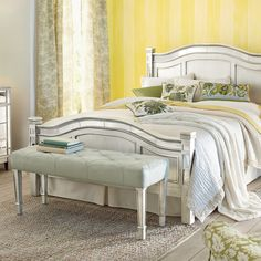 hayworth bedroom set one day i will have this by pier1