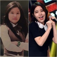 MAMAMOO Solar's past photos gain attention | allkpop.com