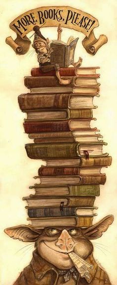 It's better to spend the weekend with brilliant books than with pseudo-friends who love you only when you're drunk.