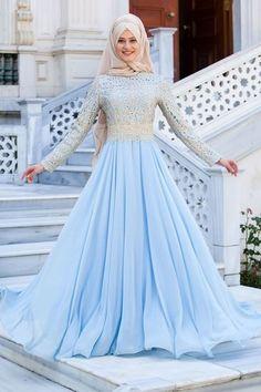 Hijab Evening Dress, Hijab Dress, Evening Dresses, Formal Dresses, Wedding Dresses, Abaya Fashion, Muslim Fashion, Fashion Dresses, Abaya Designs