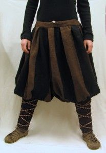 viking two colour trousers