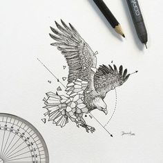 The best fine line eagle design. Style: Fine Line. Color: Gray. Tags: Best, Popular, Awesome, Great