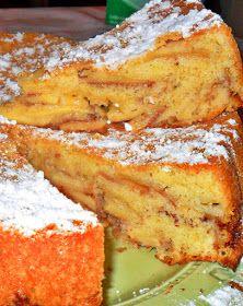 Receitas práticas de culinária: Bolo fino de maçã
