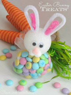 Easter Bunny Crafts, Cakes and Cookies... - Mums Make Lists