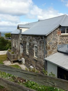 The Drill Hall Emporium: a few days in Stanley, Tasmania staying @VDL
