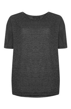 Charcoal Warmhandle T-Shirt