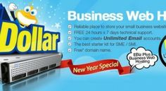 Only the first of 500customers will get the special promotion. WithEBiz Plus Business Web Hosting...