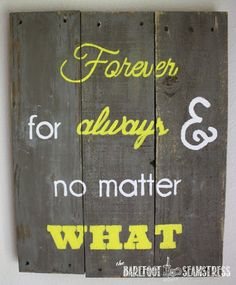 pallet signs - Google Search