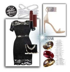 """""""beauty and beast"""" by aliceandhomer ❤ liked on Polyvore featuring Effy Jewelry, Stuart Weitzman and Miu Miu"""