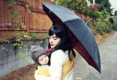 the sling diaries: jill, mila, and lucy babywearing wisdom! #sakurabloom