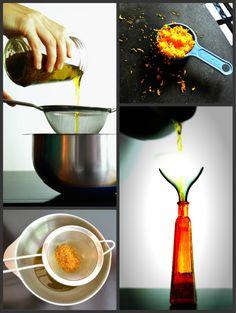 11 Creative Ways to Use Orange Peels Everyday | Orange Peel Infused Olive Oil