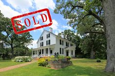 SOLD!    Burleigh Plantation is historically and architecturally among the most significant properties in the Piedmont. Built circa 1840 for Thomas Jeffreys McGehee, scion of a prominent North Carolina family, the house features the work of acclaimed free African–American craftsman Thomas Day. House sits on 90 acres!    www.ncestates.com