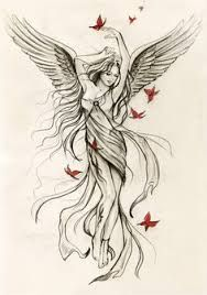 Image result for tattoo angel
