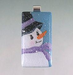 $10.00 Cute Frosty Pendant