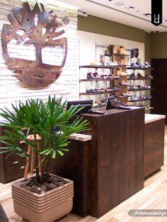 Projeto de Arquitetura para a loja Timberland no Shopping Villa Lobos. Clique no link e conheça melhor esse projeto: http://hdstoredesign.com.br #arquitetura #retail #shop #store #storedesign #varejo #loja #hdsd