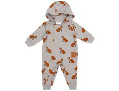 Mini Rodini Fox Onesie - love it!