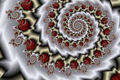 """El blog de la Escuela Andalusí: Un fractal de Dios. """"Somos todos un fractal de Dios, pues somos la réplica exacta de una totalidad en una parcialidad. Si observamos la vida vamos a comprender la naturaleza de Dios a través de las manifestaciones de muchos.   Crezco en plenitud y muero en soberbia al permitir que se desarrolle la consciencia, al hacerlo, permito que Dios viva en mi."""" Luis Jiménez"""