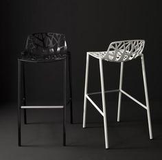Forest Stool Barkruk Fast Design Wit Gratis Bezorgd | Hannelore gratis…