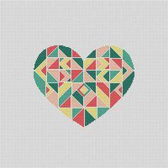 Geometric Heart- PDF Download