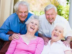 Laughter, the Best Medicine for Age-Related Memory Loss: Be it a little giggle or a huge burst of laughter, laughter always makes you feel good. There are a few other benefits of laughter that make it the best medicine, especially for the elderly.