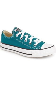 A classic pair of Converse sneakers
