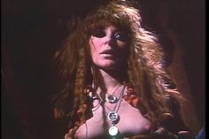 """Film still taken from """"Vali: Witch of Positano"""" directed by Diane Rochlin (Flame Schon) and Sheldon Rochlin. for the sake of it. Seventies Fashion, Season Of The Witch, Erin Wasson, Positano, Film Stills, Vintage Girls, Drawing People, Portrait Photography, Eye Candy"""