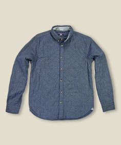 Kemsey Quilted Shirt from Penfield