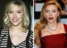 Scarlett Johansson   Proof That Bangs Can Totally Change Your Face