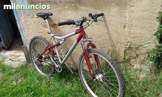 . Se vende bici de monta�a bastante bien para el precio