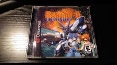 Bangai-o Sega Dreamcast Reproduction back up