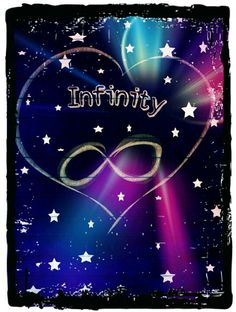 Infinity sign!