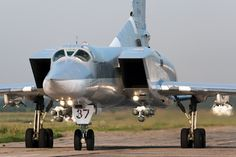 Tupolev_Tu-22M-3M,_Russia launching attacks on Syria from air base in Hamadan, Iran.