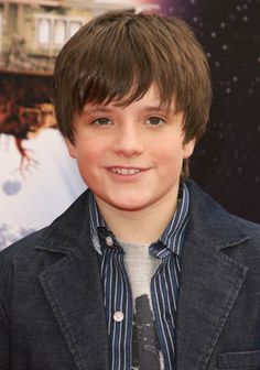 lol this is how i remember josh hutcherson, back in his zathura days!