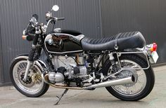 Beautiful classic BMW R100 RS