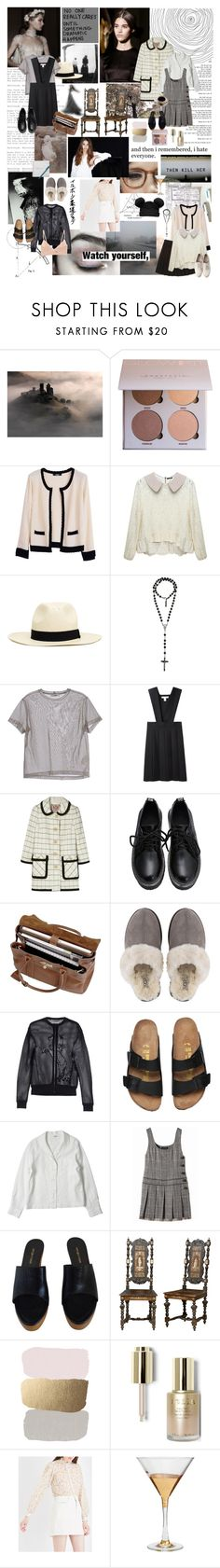 """""""are you going to clean that up?"""" by young-grasshopper ❤ liked on Polyvore featuring Chicnova Fashion, Maison Margiela, 2b bebe, Dolce&Gabbana, Jil Sander, Comme des Garçons SHIRT, Mulberry, UGG, STELLA McCARTNEY and Jill Stuart"""