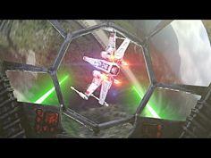 Fanáticos crean película de Star Wars utilizando drones - http://yosoyungamer.com/2016/05/fanaticos-crean-pelicula-de-star-wars-utilizando-drones/