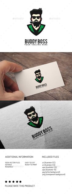 Buddy Boss - Humans #Logo #Templates Download here: https://graphicriver.net/item/buddy-boss/20287086?ref=alena994