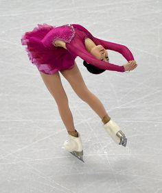 ISU World Figure Skating Championships 2016 - Day 5 Satoko Miyahara of Japan performs during the Ladies Free Skate Program at the ISU World Figure Skating Championships at TD Garden in Boston, Massachusetts, April 2, 2016. / AFP / Timothy A. CLARY (April 2, 2016 - Source: AFP)