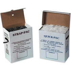 Poly Strapping Kits from 4mailers.com #packaging #packagingmaterials  #shippingmaterials  #mailingmaterials
