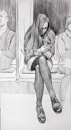 Exceptional Drawing The Human Figure Ideas. Staggering Drawing The Human Figure Ideas. Human Figure Drawing, Figure Sketching, Urban Sketching, Life Drawing, Pencil Art Drawings, Art Drawings Sketches, Easy Drawings, Graffiti Drawing, Girl Pencil Drawing