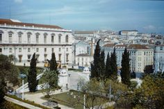 Madrid cityscape