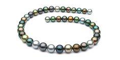 Tahitian pearls :: p